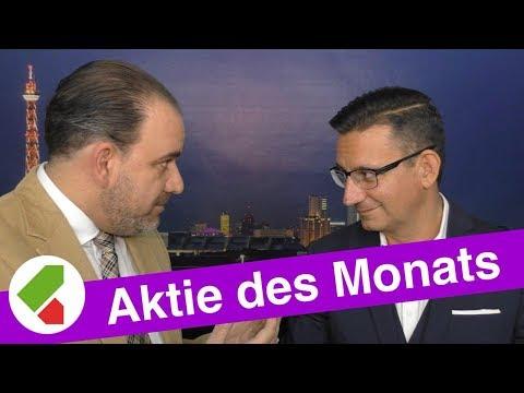 Aktie des Monats März 2018 | Siemens, Reckitt Benckiser, Bed Bath & Bey. | echtgeld.tv (08.03.2018)