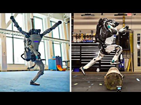 How Boston Dynamics Built The Most Advanced Robot