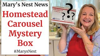 The Homestead Box from Rain Country Homestead - What's Inside?