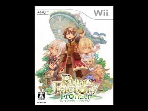 Rune Factory Frontier Wii OST ルーンファクトリー フロンティア