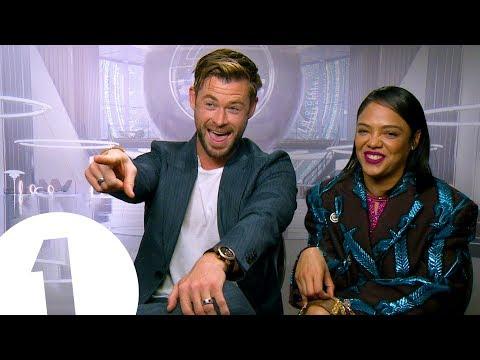 """""""Did I?"""" Chris Hemsworth on his Avengers Endgame """"Fat Thor"""" spoiler"""
