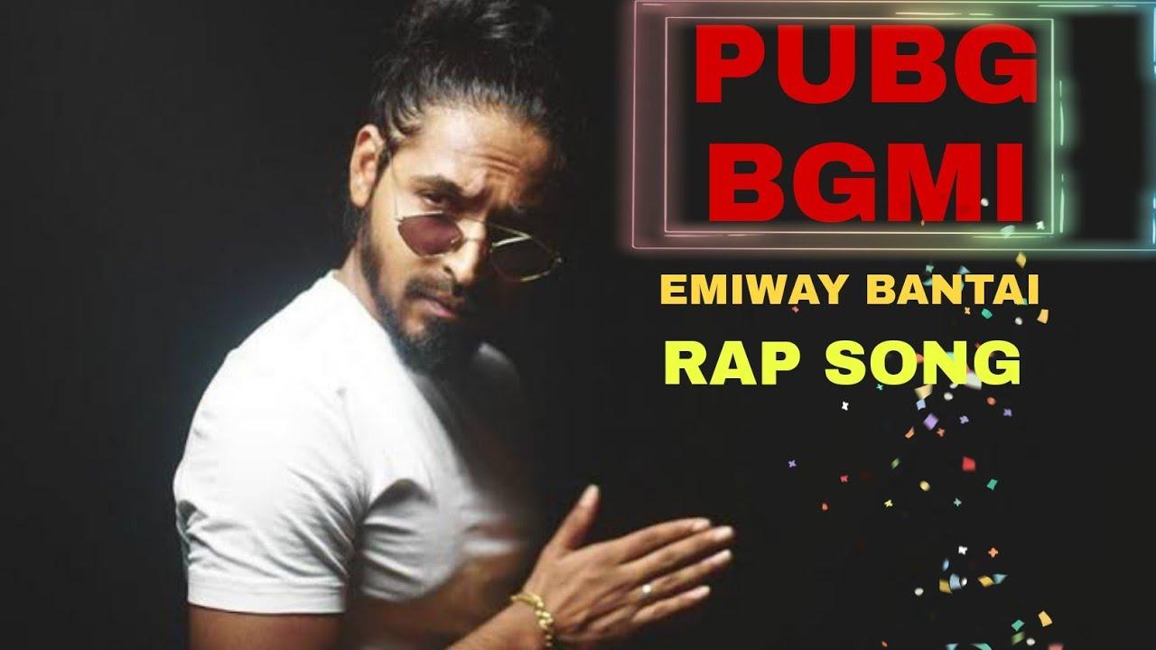 PUBG Rap Song | Emiway Bantai | BGMI Rap Song | New Pubg Song 2021