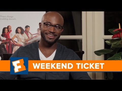 Week of 111113  The Best Man Holiday, Guest: Taye Diggs  Weekend Ticket  dangoMovies