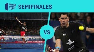 Resumen Semifinales Galán/Lima Vs Sanyo/Maxi Estrella Damm Barcelona Master 2019