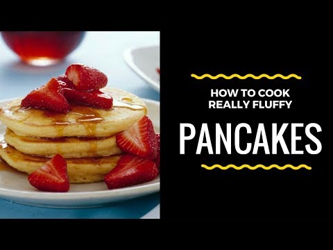 How to cook fluffy French Pancakes (Speed Recipe)