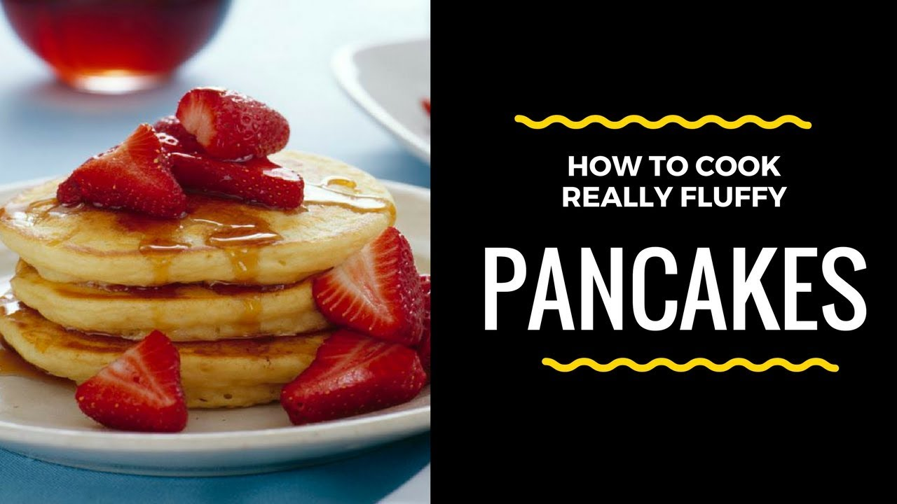 How to cook fluffy French Pancakes (Speed Recipe) - YouTube