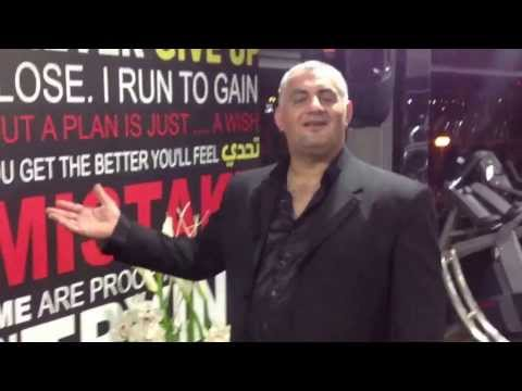 Commander fitness center / Abu dhabi UAE