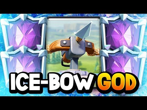 GODLIKE X-BOW GAMEPLAY at 6500+ TROPHIES | WOW! KARNAGE is OP!