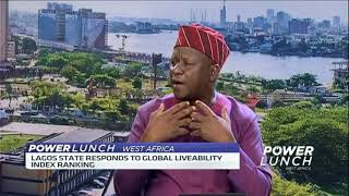Lagos State responds to global liveability index ranking