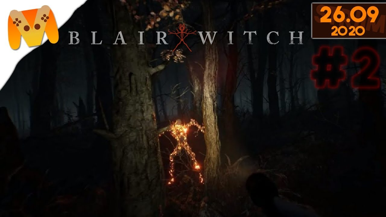 Segane mets - Blair Witch #2