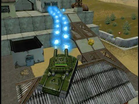 Tanki Online - how to use Multi-Guns