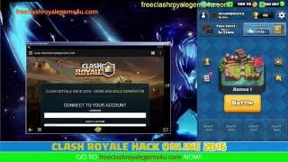 Clash Royale Hack - Clash Royale Hack - How To Use Clash Royale Hack Tool