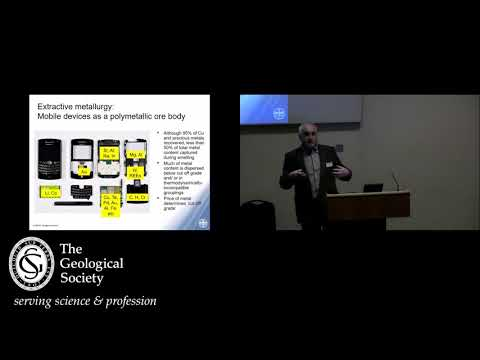 Bryan Lovell Meeting 2017: Mining for the Future: Theme 2, Part 2