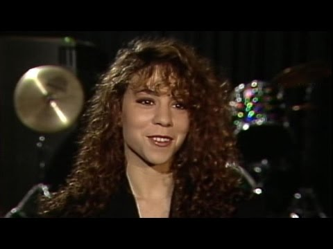 FLASHBACK: A Pre-Fame Mariah Carey Hopes For 'Some Success'