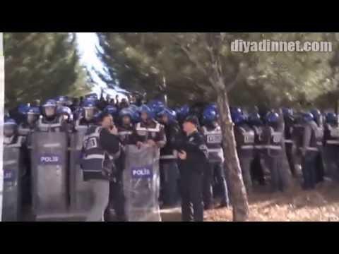 Sivas Cumhuriyet Üniversitesi Öğrencileri arasanıda KAVGA