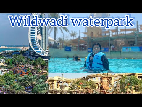 Wild Wadi Water park Weekend vibe with Friends  Waterpark Dubai   Chill 