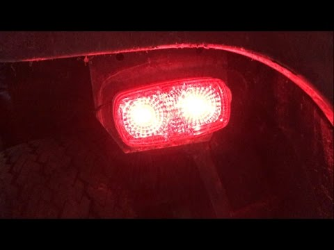 Wiring a One Wire 12 Volt Light On a 36 Volt Golf Cart - YouTube