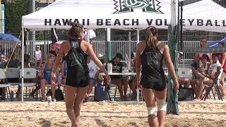 Beach Volleyball Dominant In Season-Opening Wins Over UCLA, Stanford