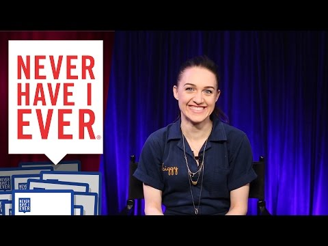 NEVER HAVE I EVER: Lena Hall from HOW TO TRANSCEND A HAPPY MARRIAGE