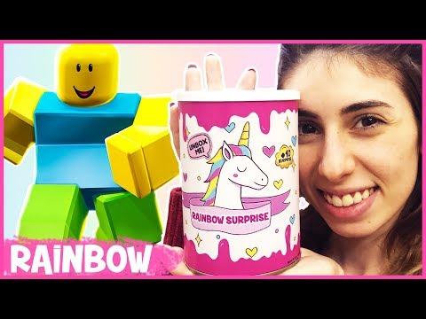 Rainbow Surprise Oyuncak Roblox Karakteri Buldum Dila Kent