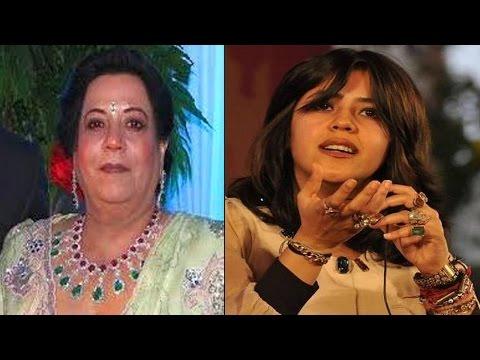 Ekta Kapoor के शो में मां Shobha Kapoor ने किया बदलाव | Shobha Kapoor Made Changes in Ekta Kapoor