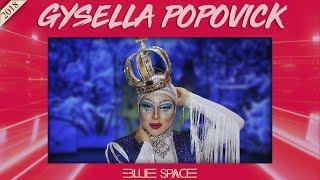 Blue Space Oficial - Gysella Popovick e Ballet - 25.03.18
