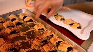 اكلات عراقية ام زين كليجة تمر