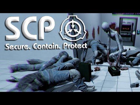 SCP: Commander Life