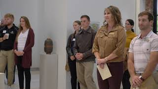 Fort Hays State University   College of Arts Humanities and Social Sciences Scholarship Reception