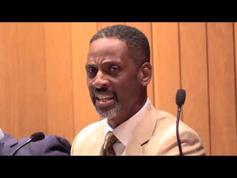 Don't Blame Me! Andre Knight Preaches During Rocky Mount City Council Meeting