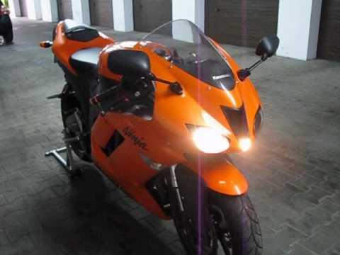 Kawasaki Zx6r 2007
