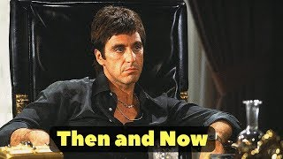 The Cast Of 'Scarface' Then And Now!