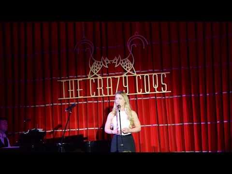 SAMANTHA DORSEY sings Three Quarter Time at DANIEL AND LAURA CURTIS LIVE