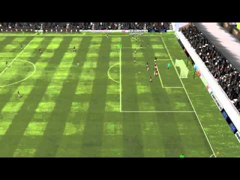 Grimsby vs Northampton - Nordtveit Goal 27th minute