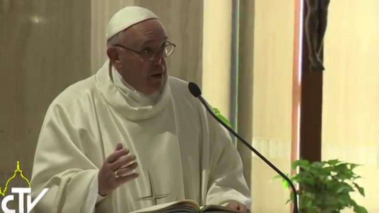 Papa Francesco: servire la vita umana è servire Dio e ogni ...