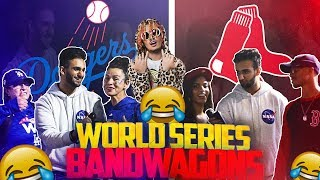 Are You Even a Fan: 2018 World Series [RED SOX vs DODGERS] (LOYAL vs BANDWAGON)