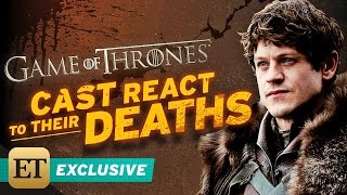 'Game of Thrones' Cast React to Their Deaths