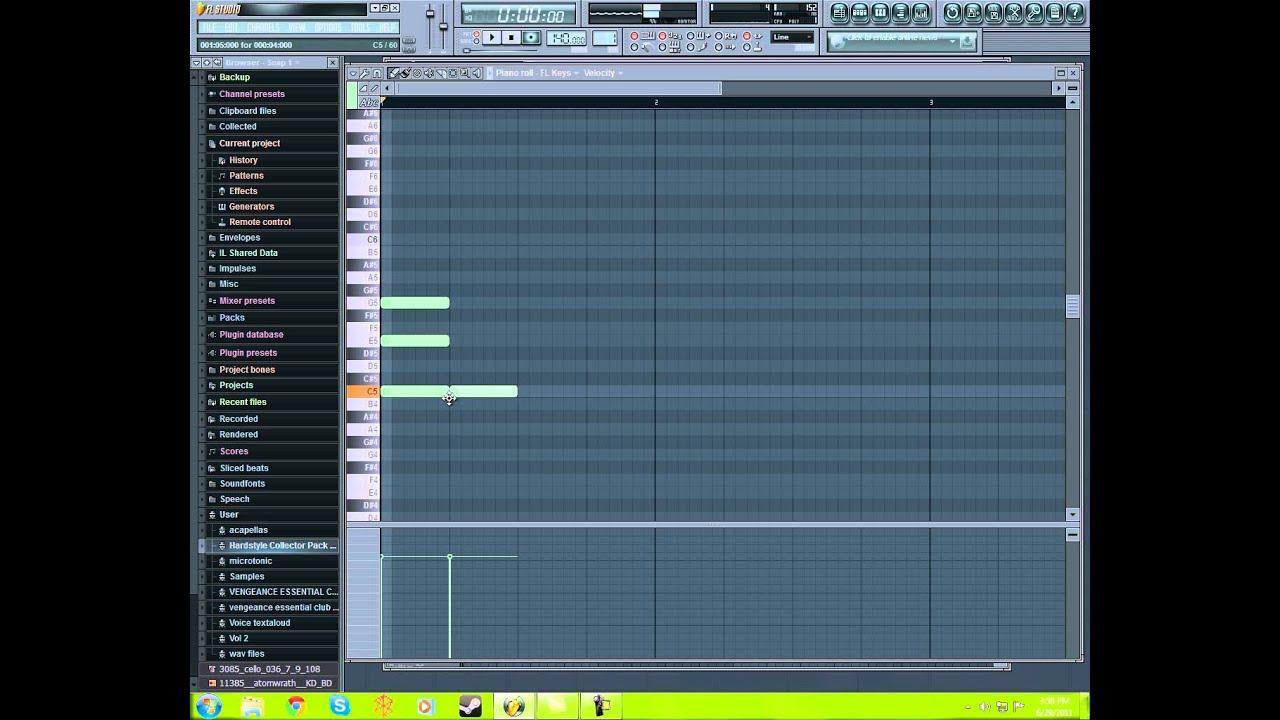 Fl studio minor chord progressions youtube hexwebz Image collections