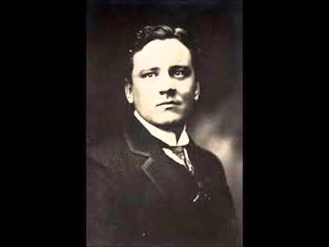 Dimitri Smirnoff, tenor Aleko Song of the Young Gypsy  Rachmaninov  1911
