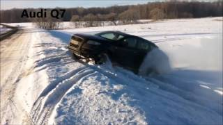 Why Quattro? That's why!  You Must Watch This
