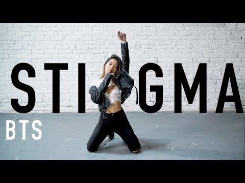 STIGMA - V of BTS (방탄소년단) DANCE CHOREOGRAPHY | DANCE | Nava Rose