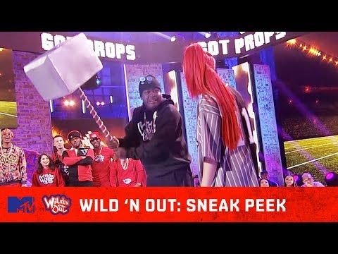 Trick Daddy Shakes Things Up 🔥 & the Rookies Battle the Vets | Wild 'N Out
