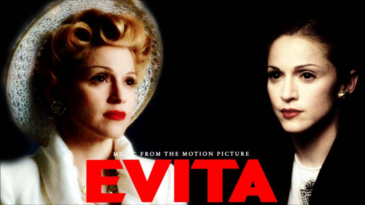 evita soundtrack 06 another suitcase in another hall