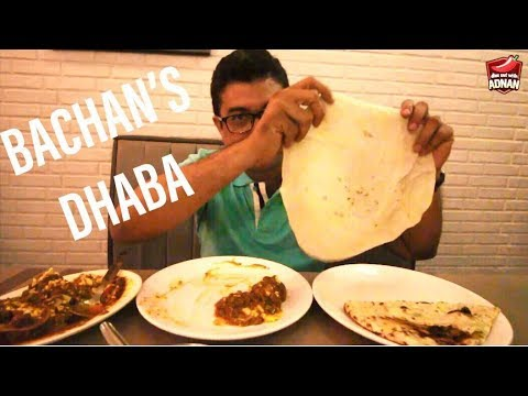 "PUNJABI FOOD IN KOLKATA - Bachan""s Dhaba - Chicken Butter Masala - Kolkata - India"