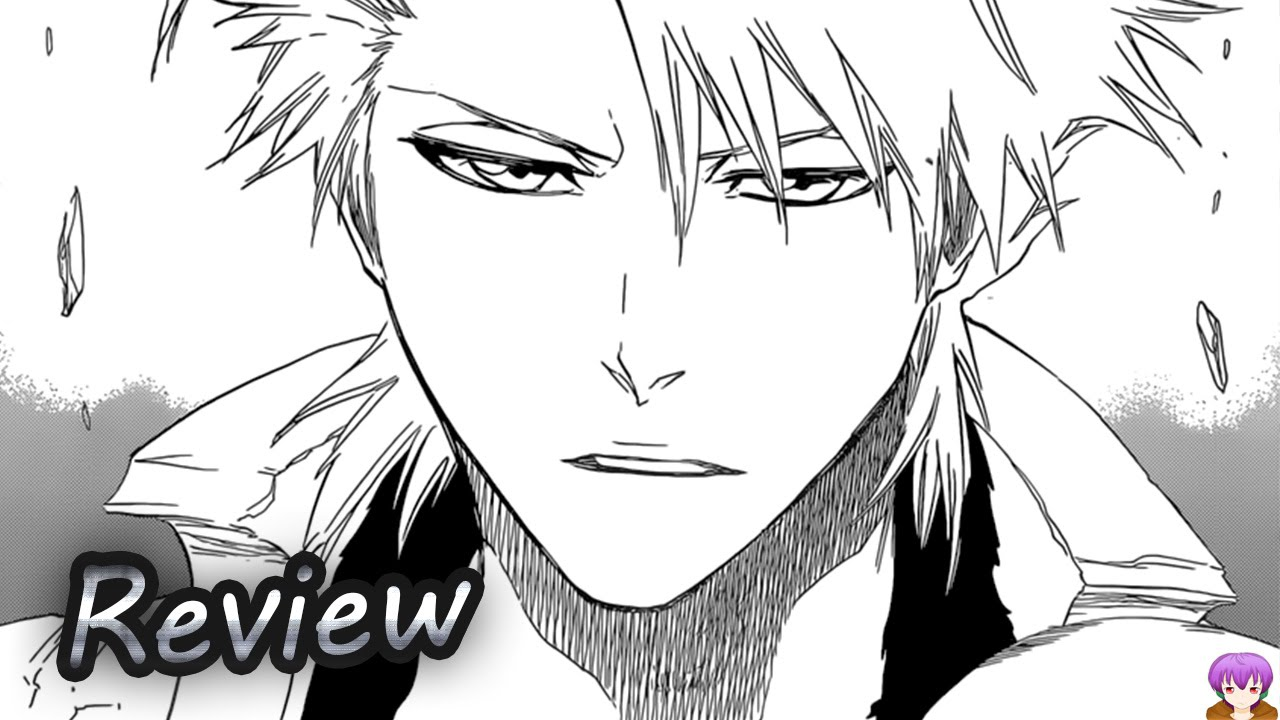 Bleach chapter 671 manga review teamwork youtube