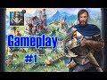 Throne: Kingdom at War |Gameplay #1 español| GliderBoxGSP