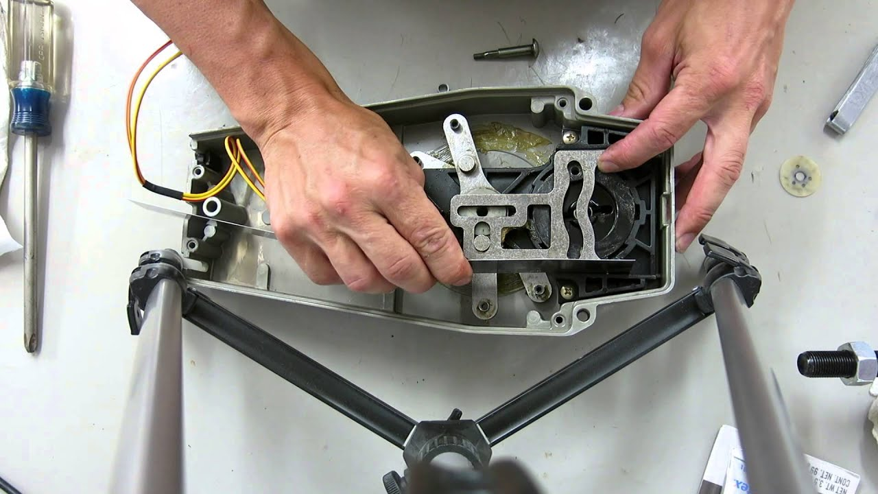 Quicksilver Commander 4000 Throttle Fix Youtube