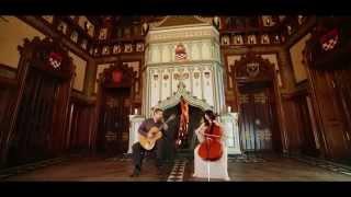Luigi Legnani - Canzonetta Italiana - Original 19th century cello guitar duets - Duo Vitare
