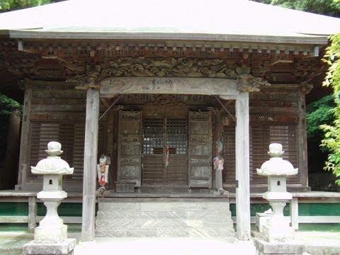 Ganden-ji (Ganden Kannon 岩殿観音) Temple, Kanagawa Prefecture, Japan
