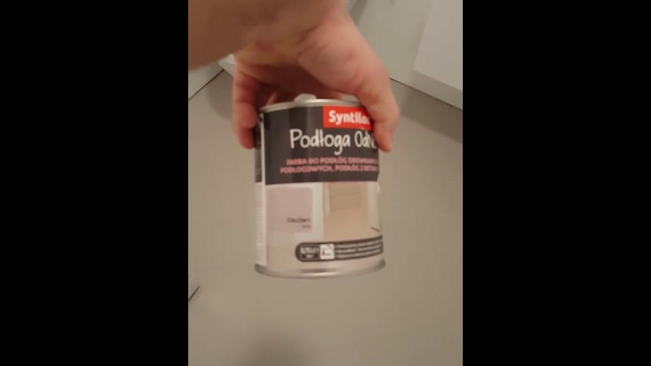 Cześć 2 Malowanie Płytek W łazience Podłoga I śćiany